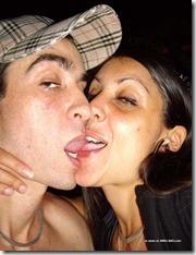 latin sexy couple